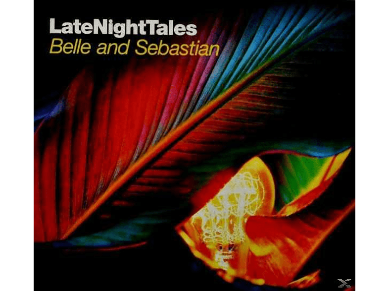 VARIOUS - Late Night Tales-Belle & Sebastian  (Volume 2) [CD]