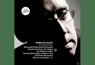 Robin Raaff - Entangled Tales  - (CD)