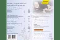 Annegret Kuttner - Französische Werke F.Cello+Klavier Vol.1 [CD]