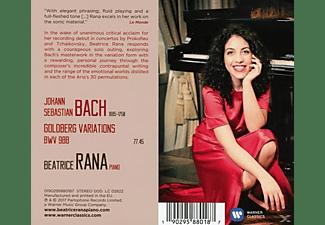 Beatrice Rana - Goldberg Variationen  - (CD)