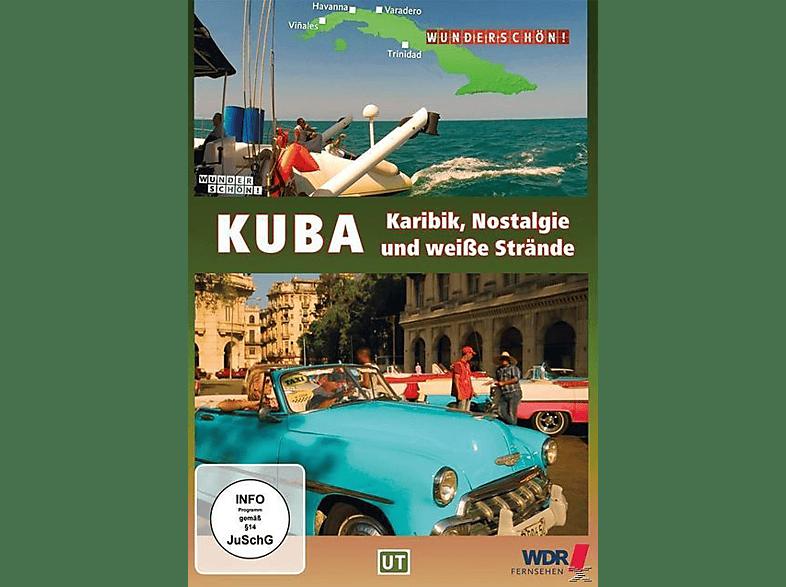 Kuba - Karibik, Nostalgie und weiße Strände [DVD]