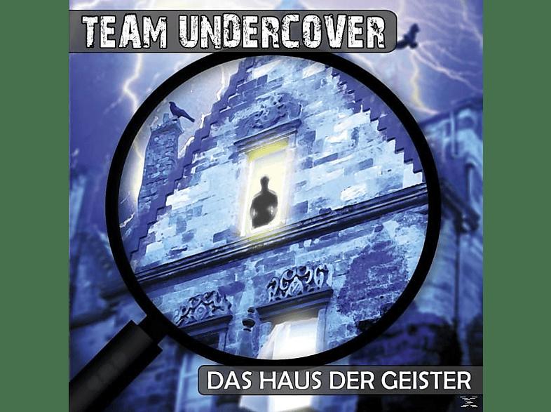 Team Undercover - Team Undercover-Das Haus Der Geister - (CD)