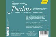 Rilling/Gächinger Kantorei/+ - Psalmen [CD]