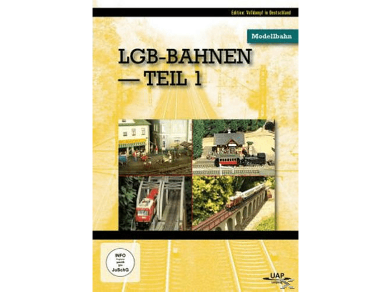 LGB - Modellbahnen - Teil 1 [DVD]