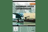Eisenbahnen, Häfen, Güterverkehr - Betriebsalltag im HGK [DVD]