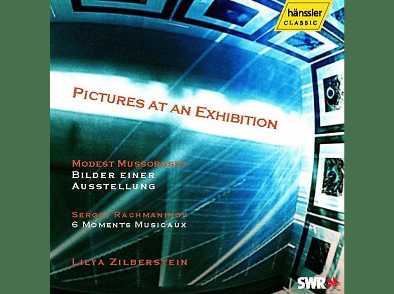 Lilya Zilberstein - Modest Mussorgsky (1839-1881): Bilder einer Ausstellung [CD]
