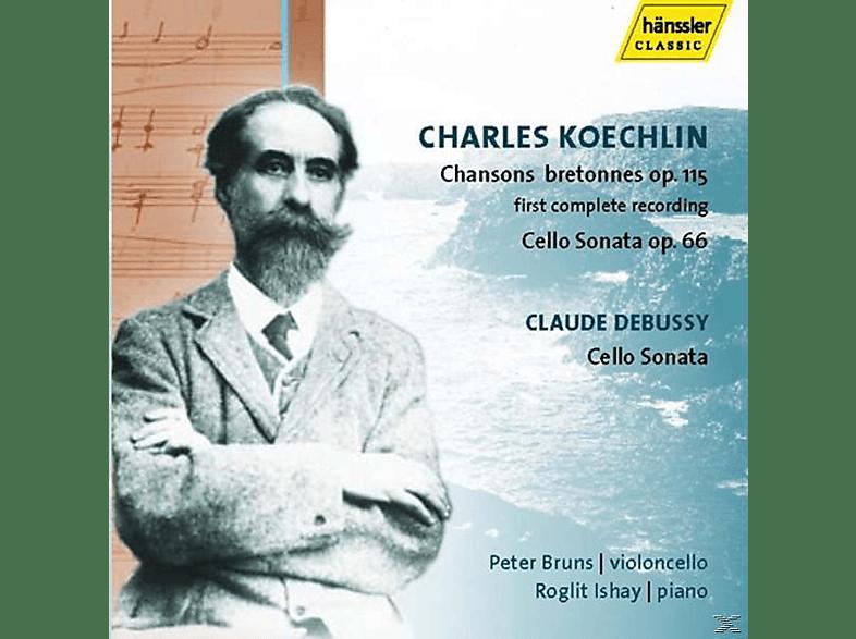 Bruns - CHANSONS BRETONNES/Cello Sonatas [CD]