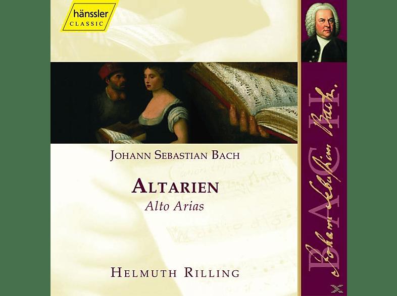 Gächinger Kantorei - Altarien [CD]