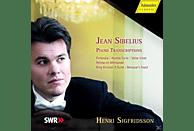 Henri Sigfridsson - Sibelius: Piano Transcriptions [CD]