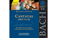 Helmuth Rilling, Bach Ensemble - Kantaten Vol.6 BWV 19+20 [CD]