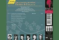 Solis & Bach Collegium Stuttgart - Edition Bachakademie Vol. 61 [CD]