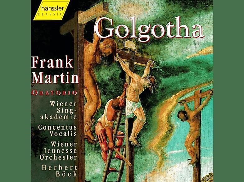 WIENER SINGAK., Böck/Wiener Singakademie/+ - Golgotha [CD]