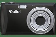 ROLLEI Compactline 800 Digitalkamera Schwarz, 20 Megapixel, 5x opt. Zoom, Farb-TFT-LCD