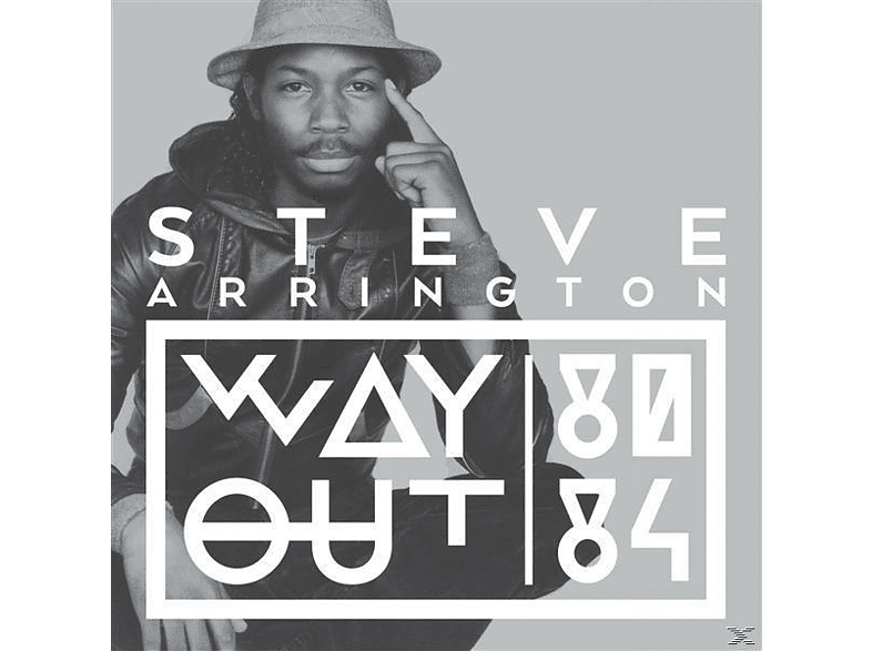 Steve Arrington - Way Out (80-84) (LP) [Vinyl]