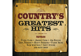 VARIOUS - Country's Greatest Hits (CD 1)  - (CD)