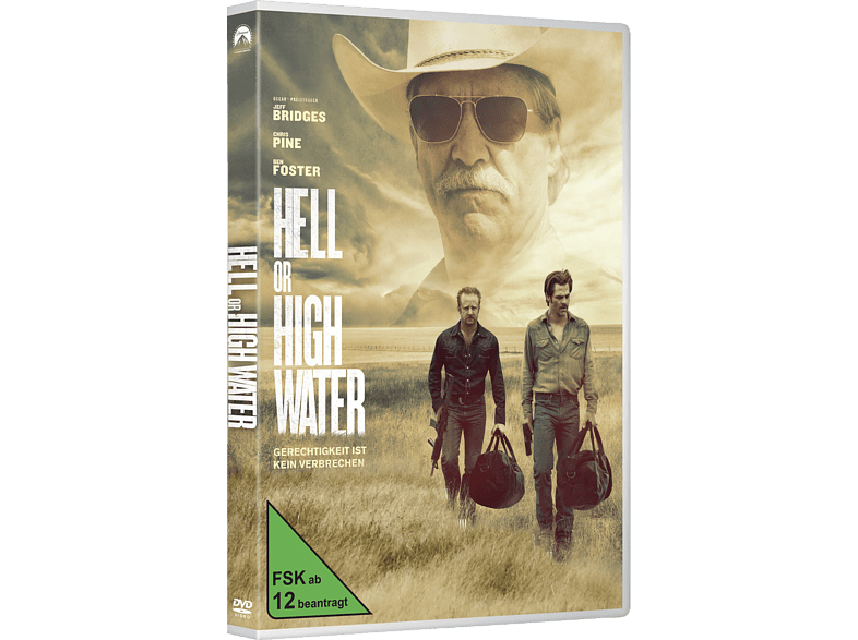 Hell Or High Water [DVD]