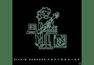 Silvio Paredes - Poptronics  - (CD)