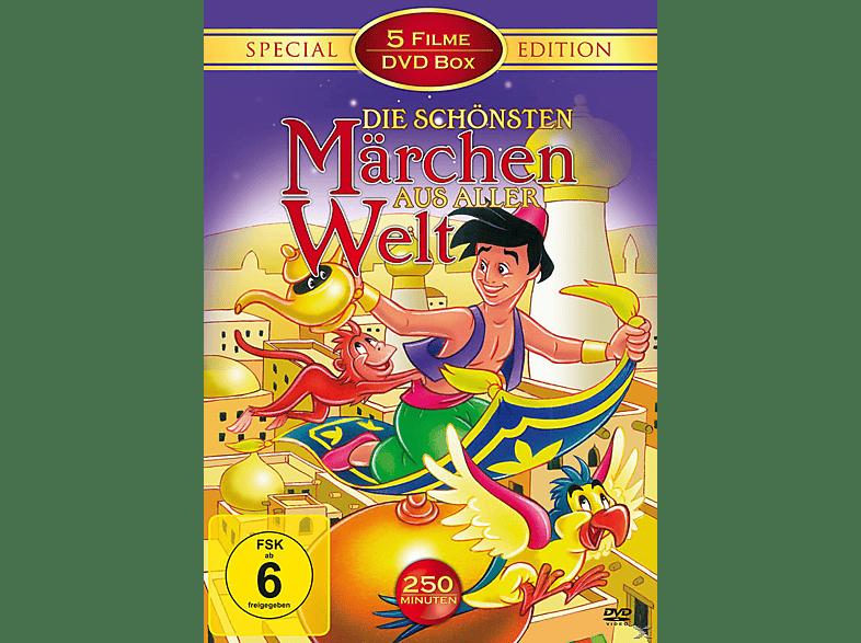Die schönsten Märchen aus aller Welt [DVD]