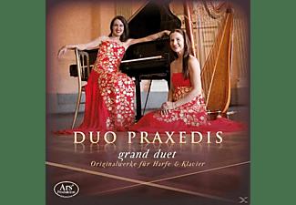 Duo Praxedis - Grand Duet-Originalwerke für Harfe & Klavier  - (CD)