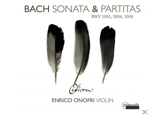 Enrico Onofri - Sonaten & Partiten  - (CD)