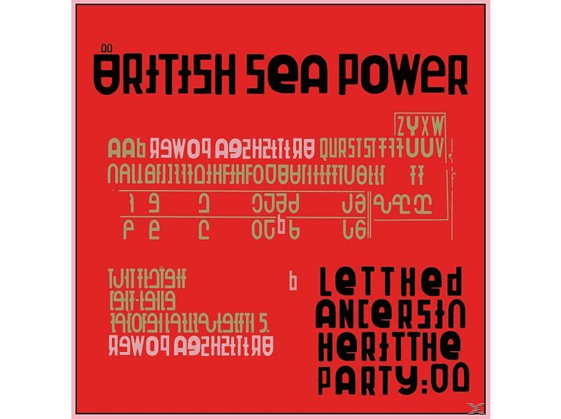 British Sea Power - Let The Dancers Inherit The Party [CD]
