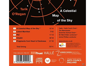 M./Hallé/Hallé Youth Choir/+ Elder - A Celestial Map of the Sky  - (CD)