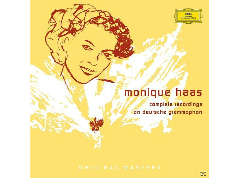 Monique Haas - Complete Recordings On DG [CD]