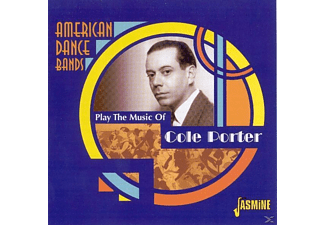 VARIOUS - DANCE TO - COLE PORTER  - (CD)
