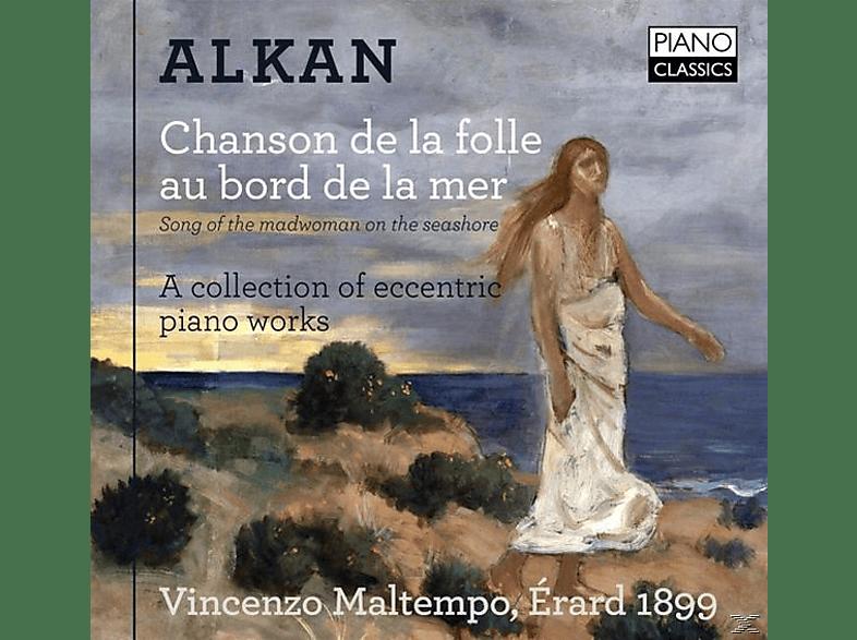 Vincenzo Maltempo - Chanson De La Folle Au Bord De La Mer [CD]
