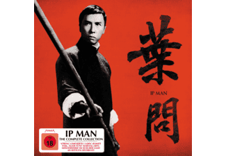 Ip Man - The Complete Collection - Limited 5-Disc Special Edition - (Blu-ray)