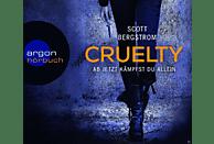 Anja Stadlober - Cruelty - (CD)
