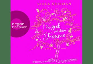 Eva Gosciejewicz - So groß wie deine Träume  - (CD)