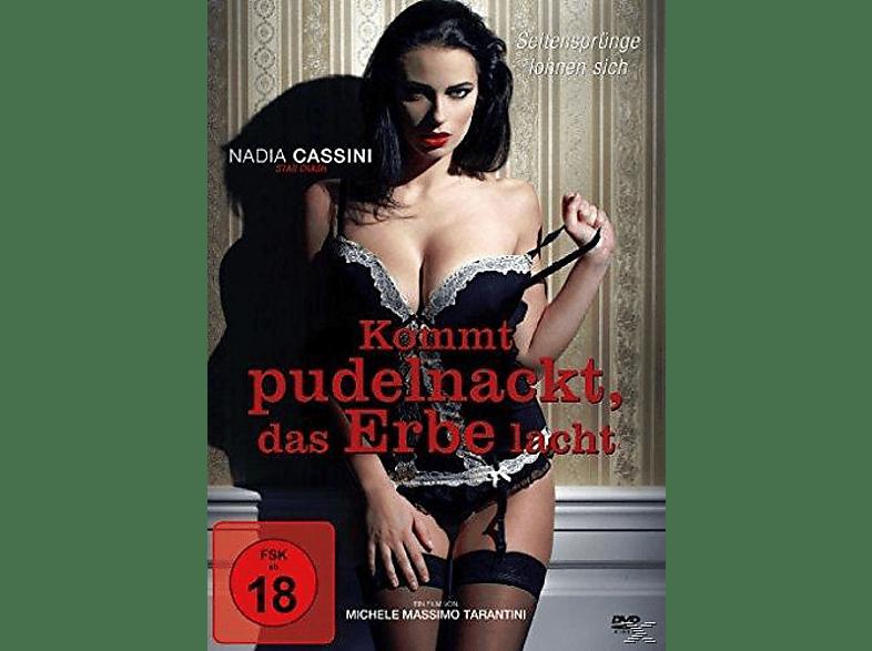 Kommt pudelnackt, das Erbe lacht [DVD]