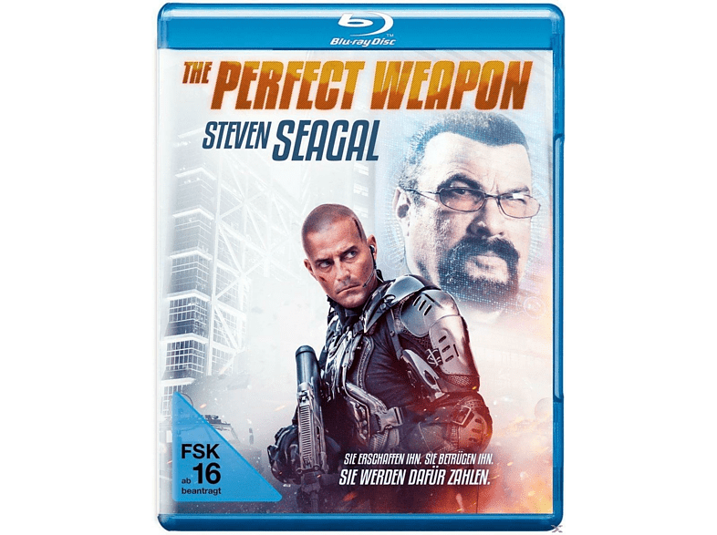 Perfect Weapon [Blu-ray]