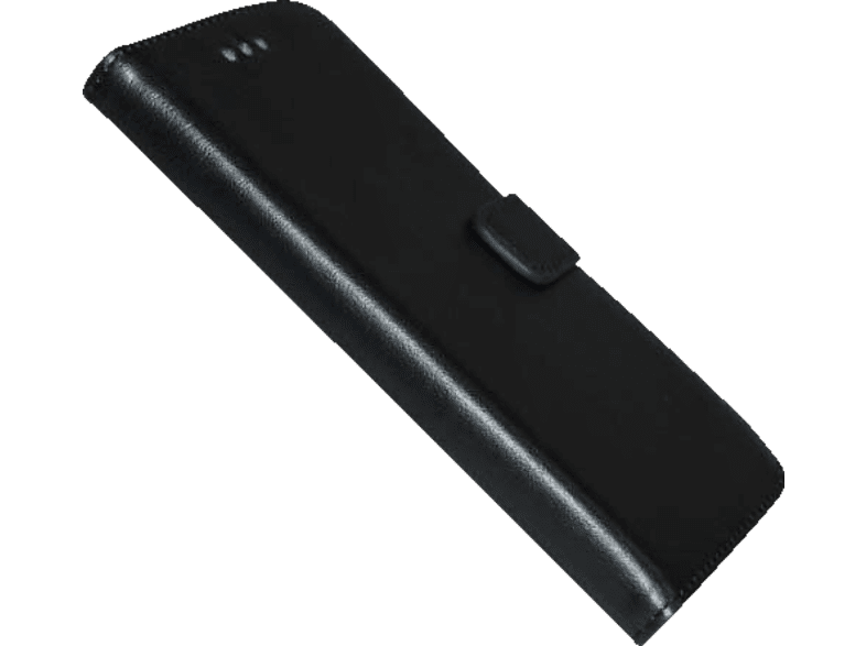 AGM 26580 , Bookcover, Samsung, Galaxy A5 (2017), Kunstleder, Schwarz