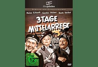 Drei Tage Mittelarrest DVD