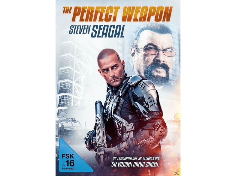 Perfect Weapon [DVD]