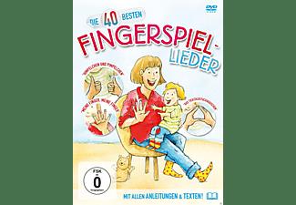 Die 40 besten Fingerspiellieder DVD