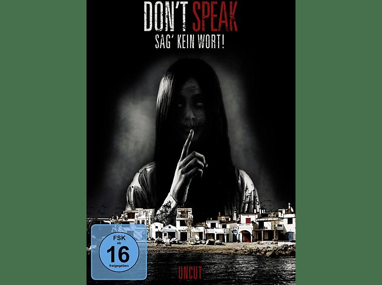 Don't Speak - Sag kein Wort! [DVD]
