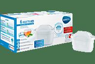 BRITA 075309 Maxtra+ 6er Pack Filterkartusche, Weiß
