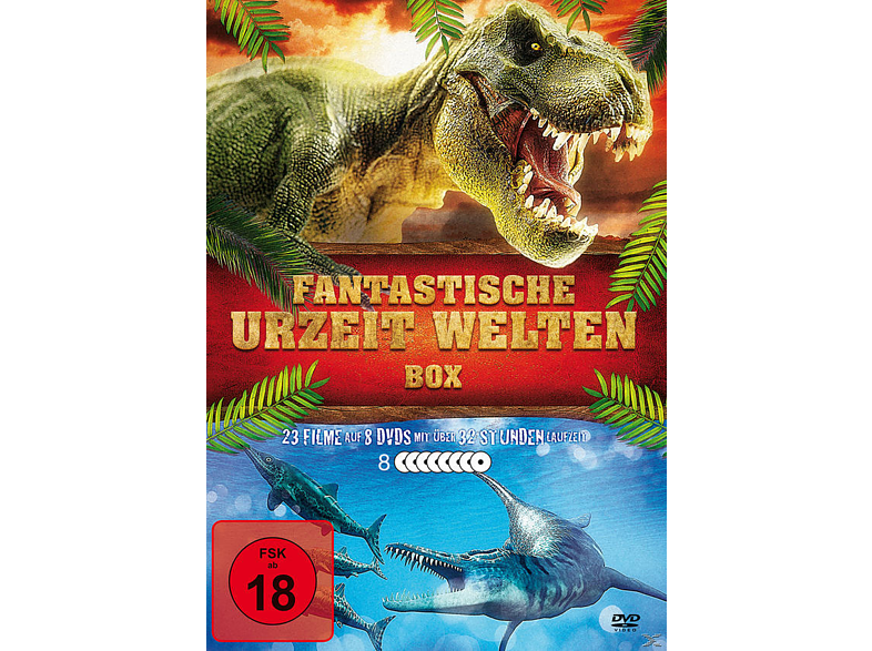 Fantastische Urzeitwelten [DVD]