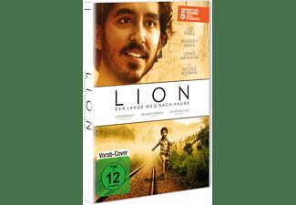 Lion - Der lange Weg nach Hause DVD