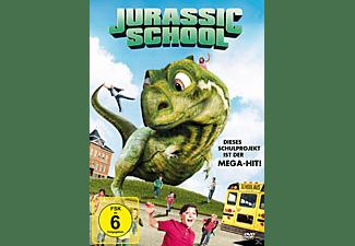 Jurassic School DVD