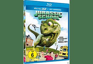 Jurassic School 3D Blu-ray (+2D)