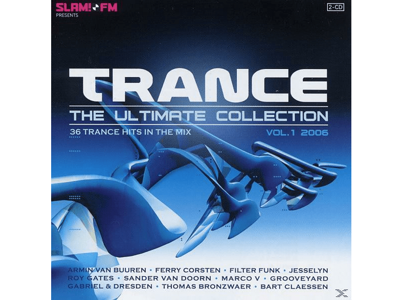 VARIOUS - Trance-Ultimate Collection Vol.1 [CD]