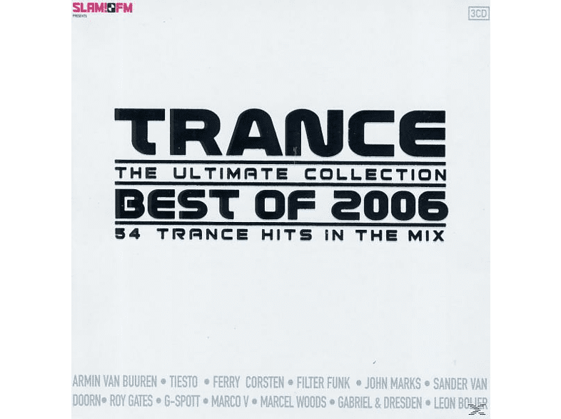 VARIOUS - trance-the ultimate collection 2006 [CD]