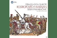 Mstislaw/karaja Rostropowitsch - DON QUIXOTE [CD]