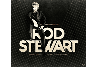 Rod Stewart, VARIOUS - Many Faces Of Rod Stewart  - (CD)