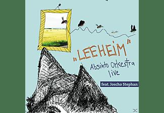 Absinto Orkestra - Leeheim  - (CD)