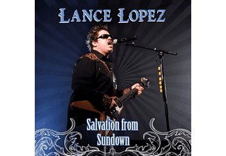 Lance Lopez - Salvation From Sundown  - (CD)